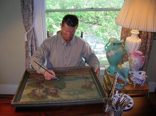 seattle antique restoration and appraisal